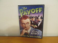 The Payoff DVD - Lee Tracy, Tina Thayer, Jack LaRue