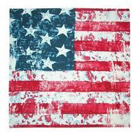 New CTM Distressed American Flag Bandana