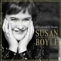 "SUSAN BOYLE ""I DREAMED A DREAM"" CD 12 TRACKS  NEU"