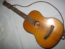 """Hochwertige sehr schöne alte Modell Gitarre Old guitar """"Lignatone"""" 50er Jahra"""