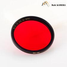 B+W 49mm Red MRC 090 5x Filter #168