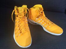 Nike Hyperdunk 2016 TB Promo Basketball Shoes Yellow Wh 856483-771 Men Size 17