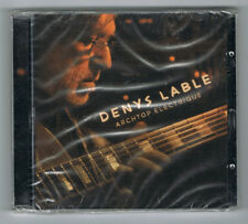 ♫ - DENYS LABLE - ARCHTOP ELECTRIQUE - CD 12 TITRES - 2015 - NEUF NEW NEU - ♫