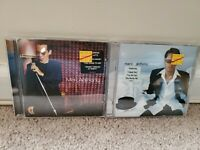 Lot of 2 Marc Anthony CDs: self-titled and Mended