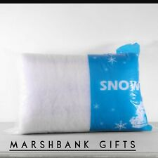 Snow Blanket With Glitter