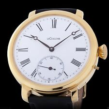 Le Coultre & Co Men's Watch Vintage Mens Wristwatch Custom Piece Mechanical Move