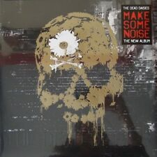 THE DEAD DAISIES / MAKE SOME NOISE * LIMITED GATEFOLD COVER RED VINYL 2LP'S + CD