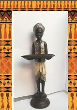 Brand New Native Africain Man Ornament- Free Postage