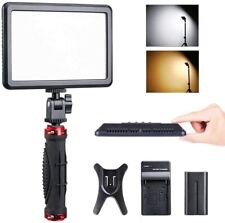K&F Concept Led Video Light Panel Lamp Dimmable for Camera Camcorder 2800-6000K