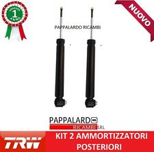 KIT 2 AMMORTIZZATORI POSTERIORI TRW FIAT PANDA (169) 1.2 1.4 NATURAL POWER GPL