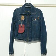 Giubbino Hollister Ezra Fitch jeans vintage vestibilità aderente stretch denim