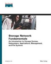 Storage Networking Fundamentals: An Introduction to Storage Devices, - VERY GOOD