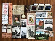 Huge Lot Of Over 27 Various Vintage Collector Items And Other Ephemera!