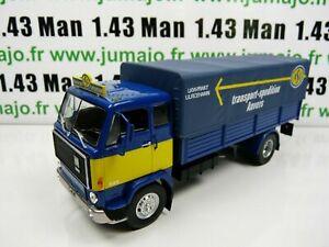 CA4 CAMIONS truck LKW 1/43 DéAgostini IXO VOLVO F88 transport d'Anvers