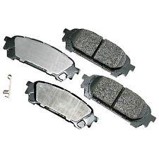 Rear Brake Pads for SAAB SUBARU 9-2X Forester Impreza Premium Pads