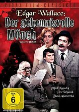 Edgar Wallace - Der geheimnisvolle Mönch * DVD Krimi Pidax Film Neu Ovp