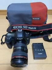 NM CANON EOS 5D MARK III body + lens set CANON ZOOM LENS EF 24-105mm 1:4  IS USM
