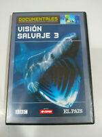 Vision Salvaje 3 BBC Documental - DVD Region 2 Español Ingles - 3T