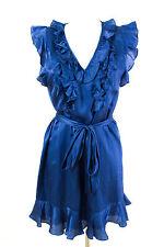 Ralph Lauren RUGBY Kleid Gr. M / 38 Seide Sommerkleid Cocktailkleid Silk Dress