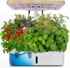 12 Pods Hydroponic Growing System Smart Indoor Herb Garden Starter Kit with LED picture