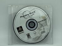 Parasite EVE  II 2 Playstation 1 2 PS1. DISC 1 ONLY, DISC TESTED!