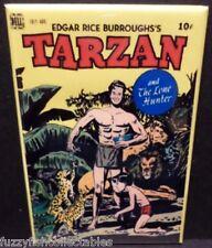 "Tarzan #3 Vintage Comic Book Cover 2"" x 3"" Fridge Locker MAGNET Burroughs"