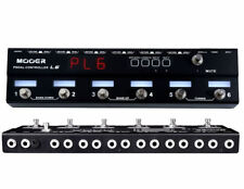 Mooer Pl6 Pedal Controller L6 Programmable Loopswitcher w/ 6 Loops New