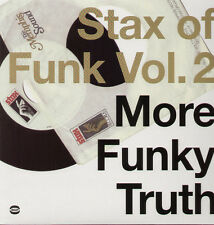 Various Artists - Stax of Funk 2: More Funky Truth / Various [New Vinyl] UK - Im