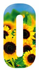 Numbers Flowers Decorative Plaques & Signs