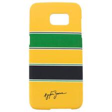 Ayrton Senna Pochette de Protection Casque Galaxy S7 Edge