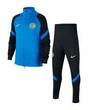 Inter Fc Nike Tuta Allenamento Training Tracksuit 2020 21 Dry Strike Ragazzo