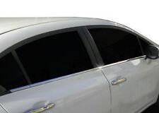 Contours de vitre latèrale - Baguettes chromées en inox - 6pièces HONDA CIVIC