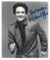 RICHARD KLINE signed 8x10 photo 'LARRY' THREE'S COMPANY actor autograph