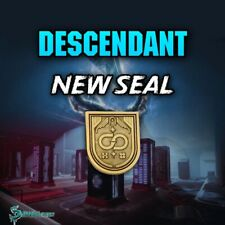 Raid Deep Stone Crypt seal / Descendant seal ( Xbox / Ps4 ) -Pc Vía Cross Save