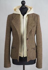 WOOLRICH   Damen Woll Blazer Jacke  Gr.M