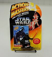 1994 Darth Vader Star Wars Action Masters Die Cast Collectibles NOS