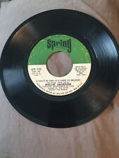 Millie Jackson 45 - A Child of God / You're the Joy of my Life   - Spring - VG