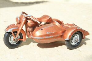 MATCHBOX 66b HARLEY DAVIDSON MOTORCYCLE good condition 1960s