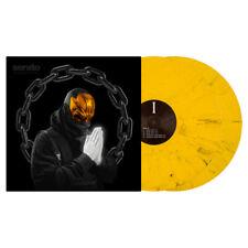 "Serato x UZ - ""REAL TRAP SHIT 1-5"" 2x12"" Control Vinyl Yellow Marbled"