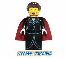 LEGO Christmas - Caroler Female - high detail holidays minifig hol063 FREE POST