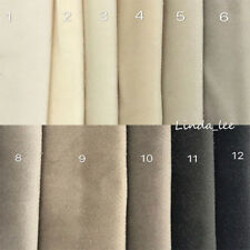 Velvet Fabric Samples, Fabric Swatches for Custom Made Sofa Cover or Chair Cover