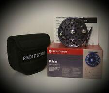 REDINGTON RISE II  Fly Reel 5/6 -Disk Drag in Dark Charcoal -New-