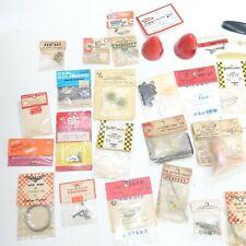 Vintage RC parts Lot Wholesale Dubro Sig Goldberg Robart Sullvian Super Tigre