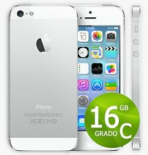 APPLE IPHONE 5 16GB BLANCO + ACCESORIOS + GARANTÍA 12 MESES - REACONDICIONADOS 5