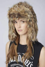 Fox Aviator/Trapper Hats for Women