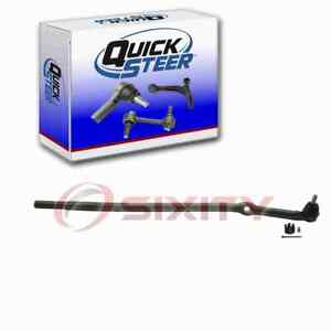 QuickSteer Right Outer Steering Tie Rod End for 2003-2008 Dodge Ram 2500 qe