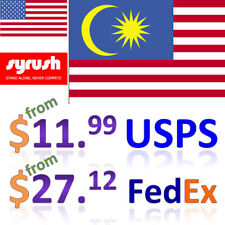 Package Forwarding Service from USA to Malaysia Syrush Address Free Consolidatio