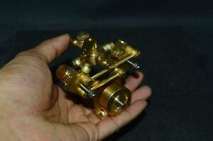 Twin Cylinder Marine Steam Engine Model (M2B) Live Steam