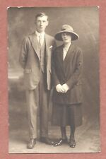 Commercial Rd  Bournemouth, 1920s,  Rob & Queenie Darnell,  RP W.H.Broad   RK636