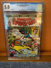 Amazing Spider-Man 117 5.0 CGC The Disruptor Appearance